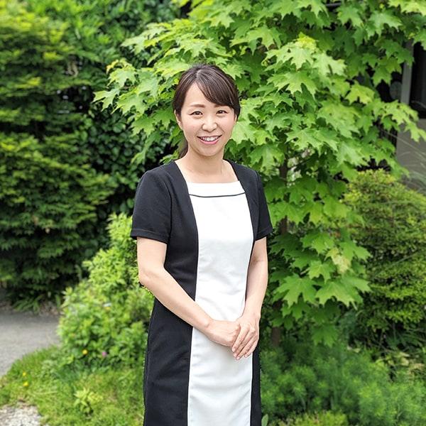 歯科衛生士<br>松澤 佳奈子
